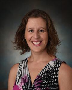 Bio pic of Dr. Jen Agans, circademic