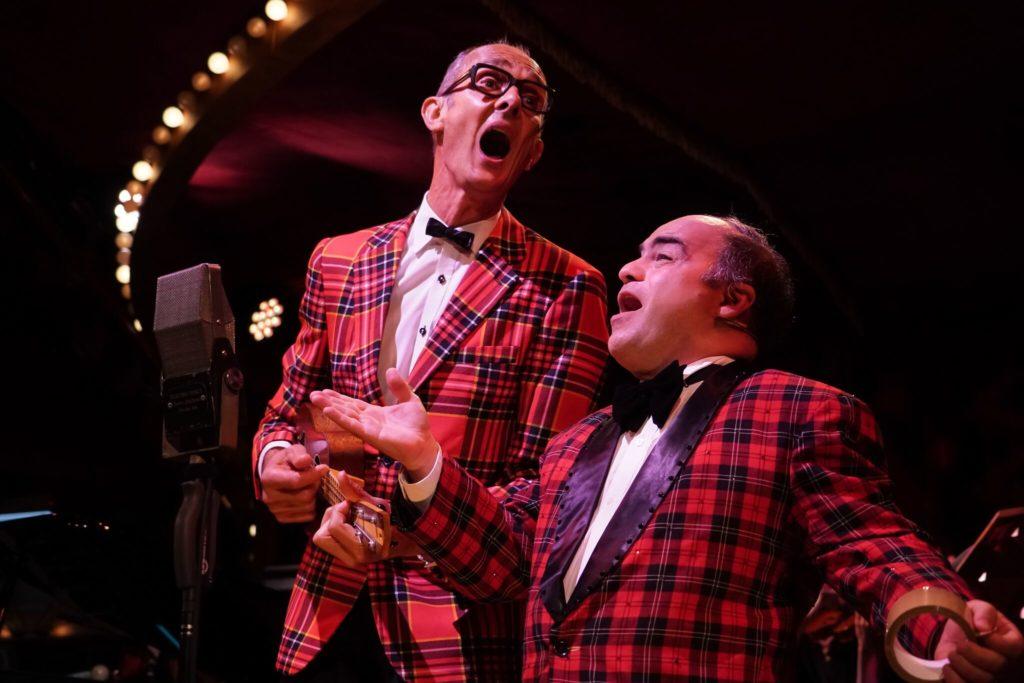 Vaudeville singers