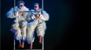 Ask a Clown Anything–An Audience Generated Interview with Les Foutoukours