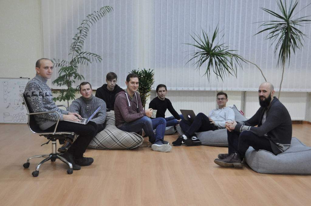 CircusTalk tech team