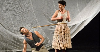Two Circus Theatre Artists from Australia Explain How the Form is a Mix of Both Acrobatics and Theatre