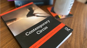 Critics Face-Off: De Ritis and Campbell Dissect the New Book <em>Contemporary Circus.</em> Plus, a Giveaway!