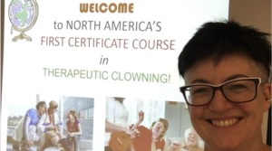 Therapeutic Clowning Course Trains the Next Generation of Healthcare Clowns