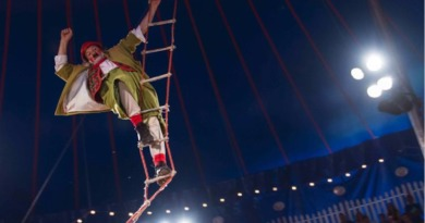 Females Join Ring at New Zoppe Circus Show