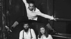 Breaking News in Paris; Russian Bar Troupe Accident at Cirque de Demain