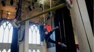 Stressful, Humiliating and Exhilarating – What It's Like to Be a Circus Performer
