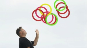 Juggling and Circus Festivities For All