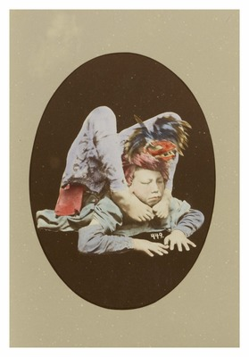 Contortion history