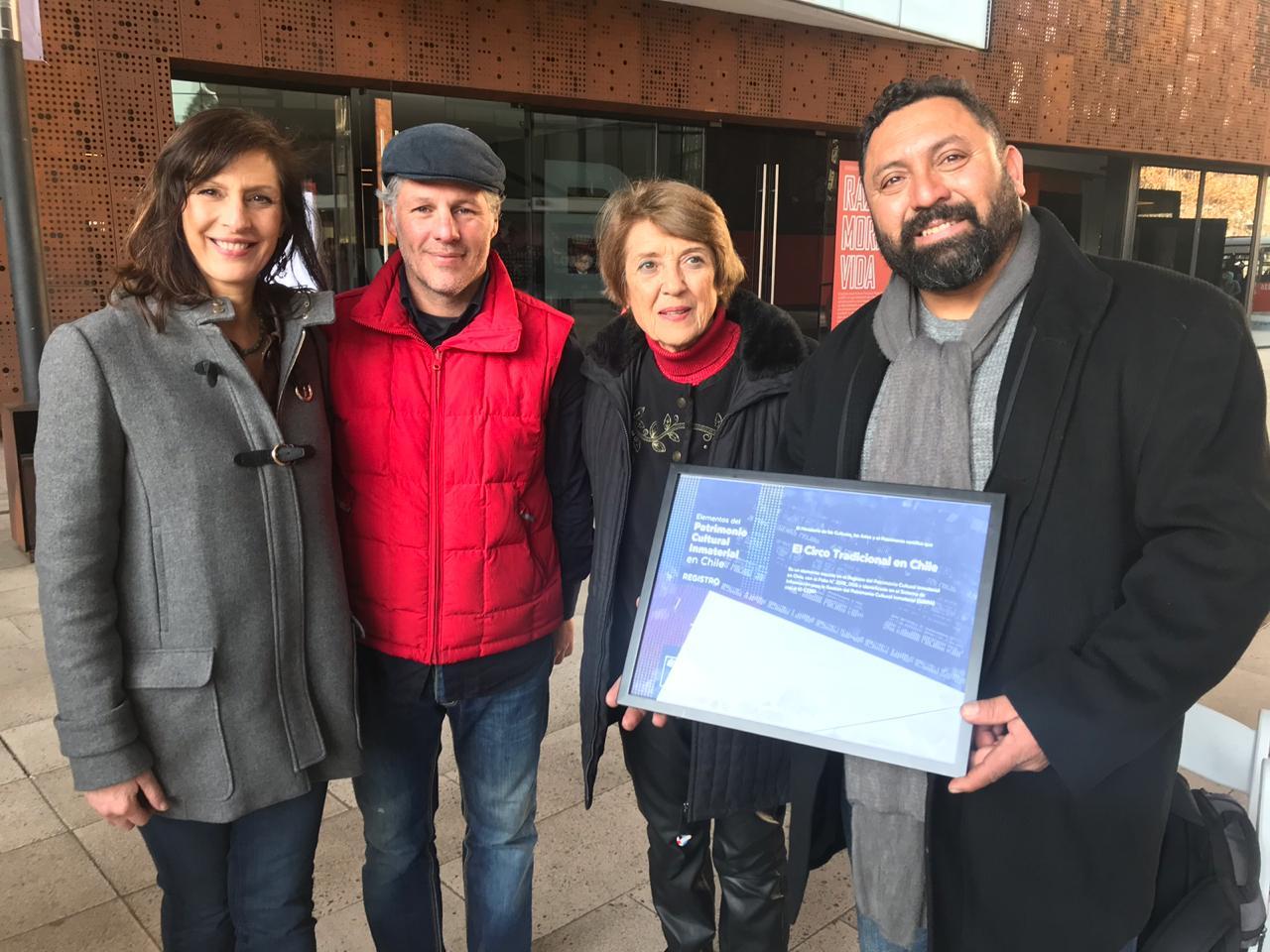 UNESCO ICH registration Chile 2019