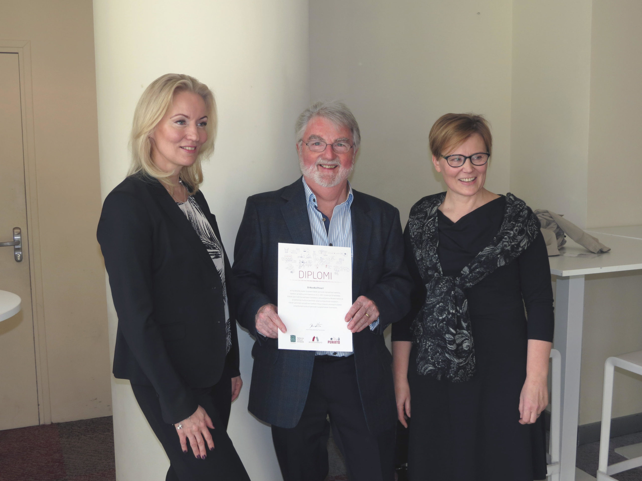 UNESCO ICH registration Finland 2017