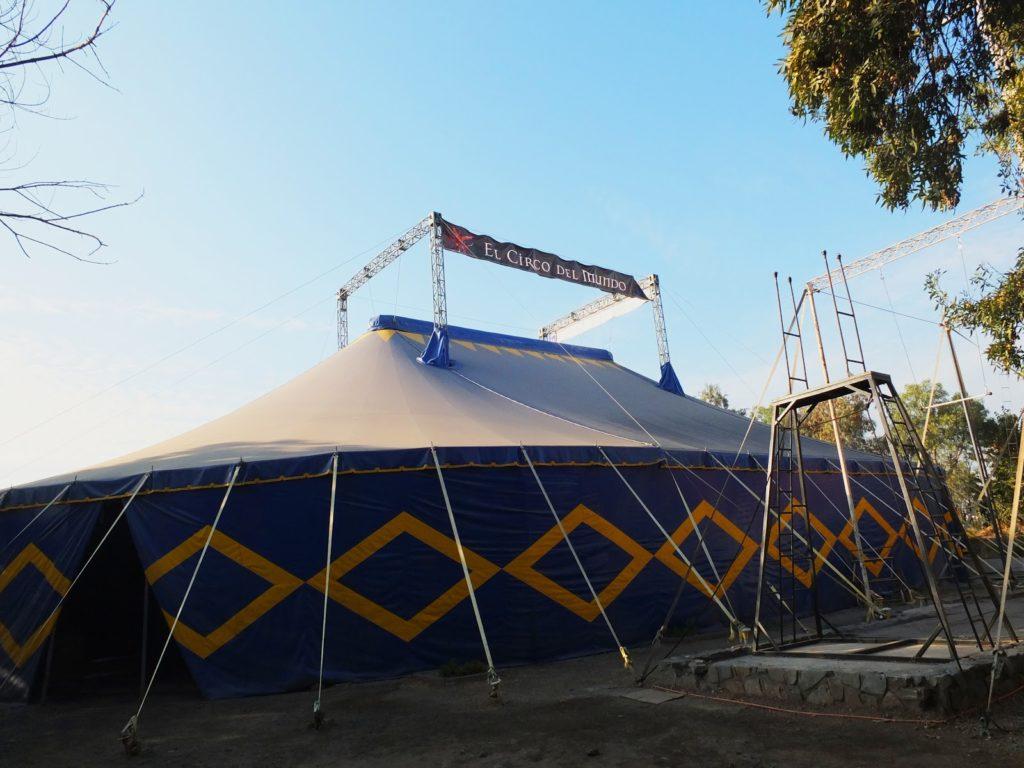 El Circo del Mundo,Circus,School
