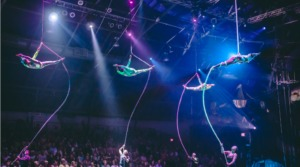Circus Juventas Celebrates 25 years of Circus Excellence