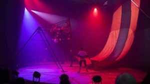 Audience Members Shaken After Incident at Great Moscow Circus in Nelson