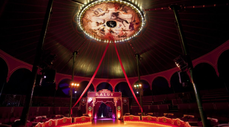 A Circus Caught by the Coronavirus in Barcelona
