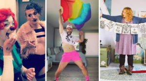 Dazzling Digital Queer Events are on the Rise to Help Keep the Community Connected and Dancing