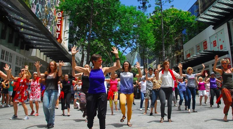 Vulcana Women's Circus event