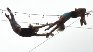 Trapeze Artists Soar Through Crisis
