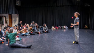 Contemporary Circus Programming at Montclair State Aims to Defy Expectations of Virtuosity