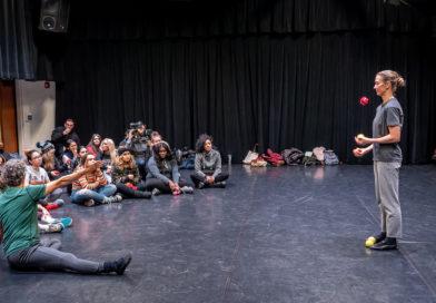 circus juggling class