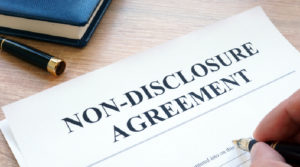 The Importance of Nondisclosure Agreements