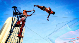 Two Out of Three Circus Artists Consider Career Transition