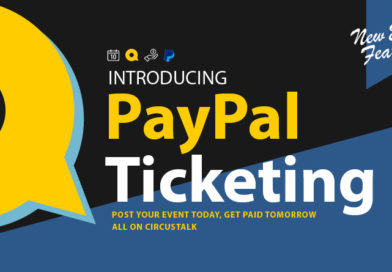 PayPal Ticketing