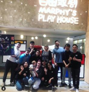 circus chores china touring