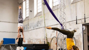 Czech Circus Act to Premiere a New Show Created Entirely During Quarantine in Prague