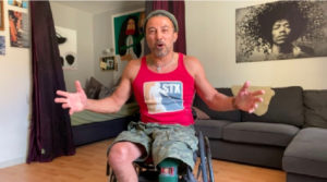 Jacksons Lane Commissions Wheelchair Fitness Tutorial by Top Circus Performer