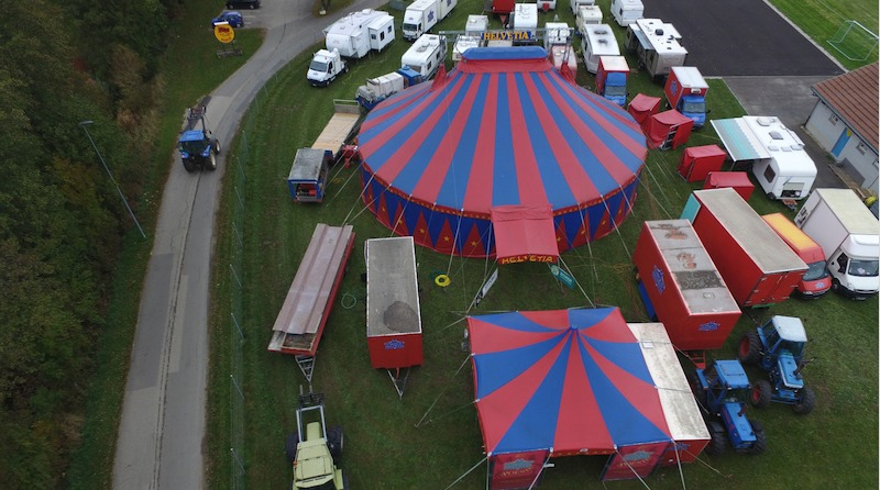 Swiss circus