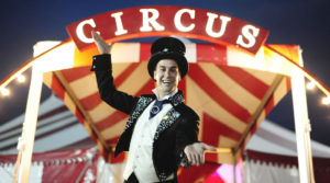 Unexpectedly Unemployed Amid the Coronavirus Pandemic: Ringmaster Kevin Venardos