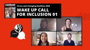 Wake Up Call for Inclusion 01 – Institutional Barriers and Individual Biases in the Performing Arts