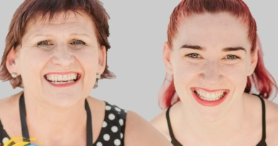 Cluster Arts: Brisbane's Circus Management Team Backstage and Taking Care of Business