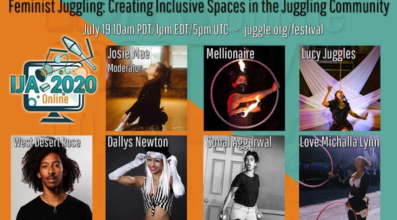 juggling panel