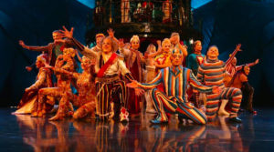Cirque du Soleil Lenders Plan Formal Bid to Displace TPG Offer