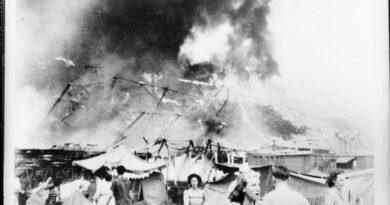 After 76 Years and a DNA Investigation, the Identities of Five Victims from the Hartford Circus Fire Remains a Mystery