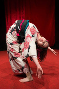 Japan contortion
