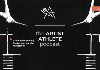 The Artist Athlete Podcast, Episode 84