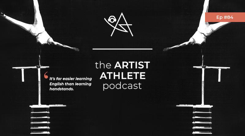 The Artist Athlete Podcast, Episode 84