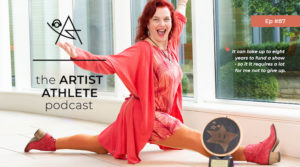 The Artist Athlete Podcast, Episode 87: <em>Irish Aerial Dance with Chantal McCormick</em>