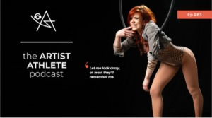 The Artist Athlete Podcast Episode 83: <em>WTF is Art? with Julie Marshall</em>