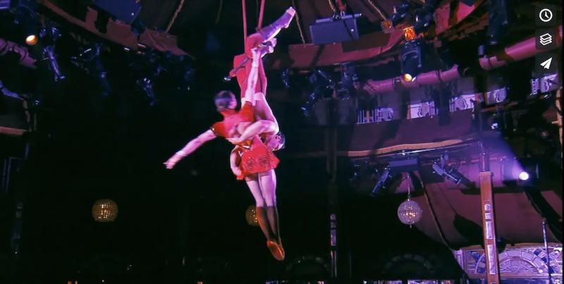 duo aerialist