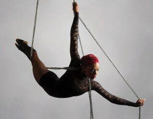 Live Like An Acrobat Podcast Ep. 13: Aerial Positivity with Summer Lacy