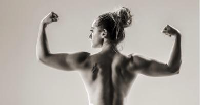 The Female Aerialist: Androgyny, Femininity, and Muscularity