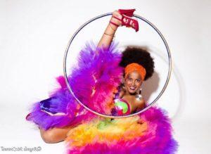 "In Center Ring – Episode 22: Sosina Wogayehu: ""Africa Is Calling Everyone"""