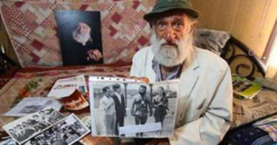 """Meet Khalil Oghab: """"The Father of Iranian Circus"""""""