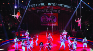 International Circus Festival of Monte-Carlo 2021 is Cancelled