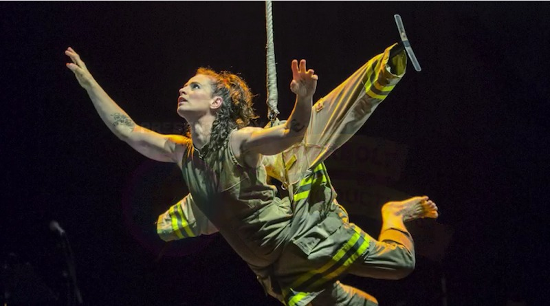 Circus From the Edge of the World– St. John's International CircusFest September 25th-27th