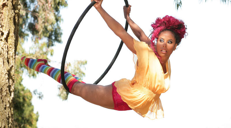 """In Center Ring. – Ep. 25: Susan Voyticky: """"Circus is the Poetry in the Body."""""""