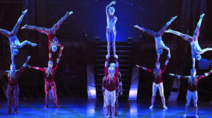 Could Ex-Cirque Employees Be Deprived of Financial Assistance?